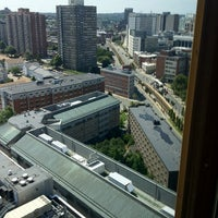 Photo taken at Tower Building, Massart by Robert S. on 8/15/2012