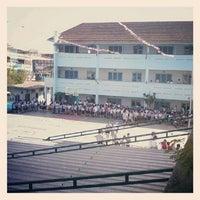 Photo taken at Perguruan Kristen Methodist 2 Medan by Aurellia C. on 9/9/2012