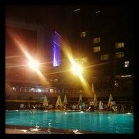 6/13/2012 tarihinde belitziyaretçi tarafından Sheraton İstanbul Ataköy Hotel'de çekilen fotoğraf