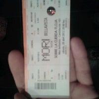 Foto tomada en Teatro Mori por Cristian Ignacio G. el 4/28/2012