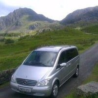 Photo taken at Boutique Tours of North Wales by Boutique T. on 8/29/2012