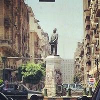 Foto tomada en Talaat Harb Sq. por Karim A. el 7/3/2012