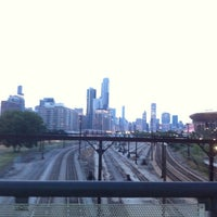 Photo taken at 18th Street Bridge by Dana on 6/16/2012