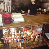 Photo taken at Bartertown Diner by Brian C. on 8/26/2012