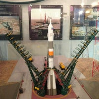 Photo taken at Memorial Museum of Cosmonautics by Катьчка К. on 3/24/2013