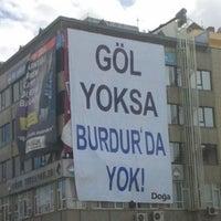 Photo taken at Burdur Öğretmenevi by Filiz Y. on 3/16/2013