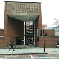 Photo taken at British Library by Jose F. M. on 3/26/2013