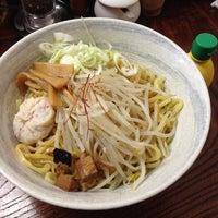 Photo taken at 麺屋竹馬 by Hiroki K. on 8/9/2014