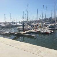 Photo taken at Douro Marina by Manuel M. on 6/13/2013