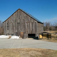 Photo taken at Tobacco Barn (Western Bend State Park) by John R. on 2/22/2014