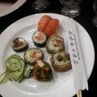 Photo taken at Oriental Sushi by Lucas C. on 11/17/2013