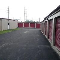 Photo taken at Stonewood Storage by Mike B. on 6/10/2013