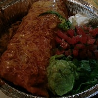 Photo taken at Cafe Rio Mexican Grill by tina h. on 3/31/2013