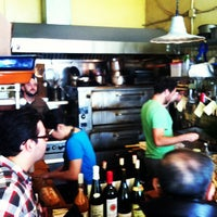 Photo taken at Pizzetta 211 by Lewis C. on 6/5/2013
