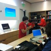Photo taken at Apple Corte Madera by Lewis C. on 12/19/2012