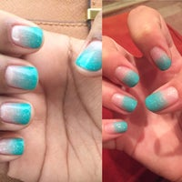 Photo taken at Nancy's Nails by Molly G. on 9/20/2015