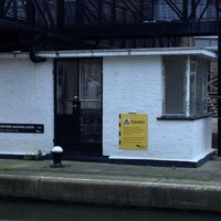 Photo taken at Brentford Dock by Claire S. on 1/13/2013