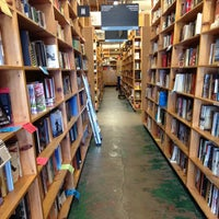 Photo taken at Powell's City of Books by Sarah G. on 5/7/2013