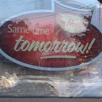 Photo taken at Tim Hortons by Hilary A. on 3/7/2014