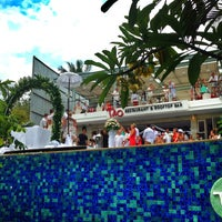 Photo taken at TAO Beach House & Rooftop Bar by Viki A. on 11/2/2013