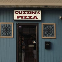 Photo taken at Cuzzins Pizza by Michael S. on 8/3/2013