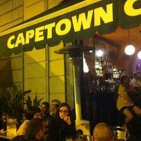 Photo taken at Cape Town Cafè by Mau C. on 10/9/2012