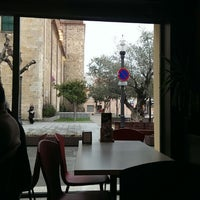 Photo taken at Cafeteria Delicia by ferran M. on 2/5/2014