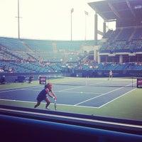 Photo prise au Western & Southern Tennis Media Center par Amanda M. le8/10/2013