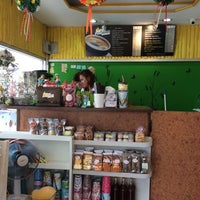Photo taken at บ้านกาแฟเอกเขนก by Somchit T. on 9/7/2014