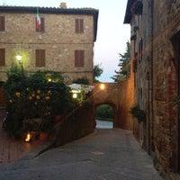 Photo taken at Trattoria Latte di Luna by Iris T. on 8/16/2014