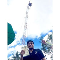 Photo taken at Pattaya Bungy Jump by Alex L. on 5/22/2015