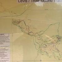 Photo taken at Levis Trow Mountain Bike Trail by Adrian S. on 8/9/2014