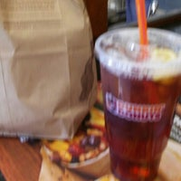 Photo taken at Dunkin' Donuts by Bianca B. on 4/21/2016
