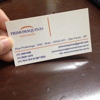 Photo taken at Primomaquinas by Fabii P. on 9/19/2013
