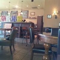 Photo taken at Mocha Lisa's Cafe by Cory D. on 3/17/2013