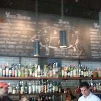 Photo taken at Barcelona Wine Bar Inman Park by Charles G. on 6/16/2013