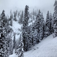 Photo taken at Mt. Baker Ski Area by Ali S. on 3/16/2013