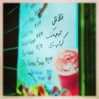 Photo taken at Wildman Cafe by Ali S. on 1/5/2013