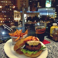 Photo taken at Burger Bar by Ali S. on 6/15/2013