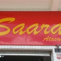 Photo taken at Saara Super Loja by Juliana S. on 2/14/2014