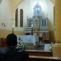 Photo taken at Matriz Nossa Senhora De Lourdes by Fernando L. on 5/15/2014