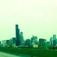 Photo taken at Kennedy Expressway by Annie H. on 3/26/2013