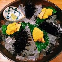 Photo taken at 旬魚 たつみ by Yuji A. on 8/16/2014