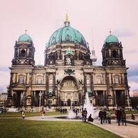 4/13/2013 tarihinde Daniel V.ziyaretçi tarafından Berlin Katedrali'de çekilen fotoğraf