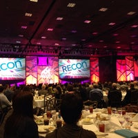 Photo taken at ICSC RECon by Daniel V. on 5/18/2015