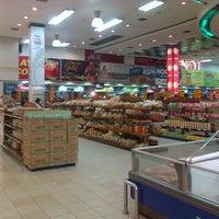 Photo taken at Brastagi Supermarket by David Christian A. on 5/10/2013
