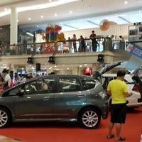 Photo taken at Show Room Nissan Sun Plaza LG by David Christian A. on 3/2/2014