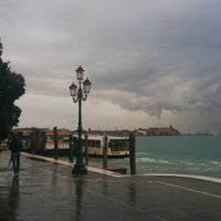 Photo taken at Imbarcadero ACTV Zitelle by Eleonora R. on 3/17/2018