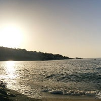 Photo taken at Livadi Beach by Eleonora R. on 7/2/2017