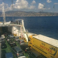 Photo taken at Traghetto Veloce Bluferries by Eleonora R. on 8/12/2016